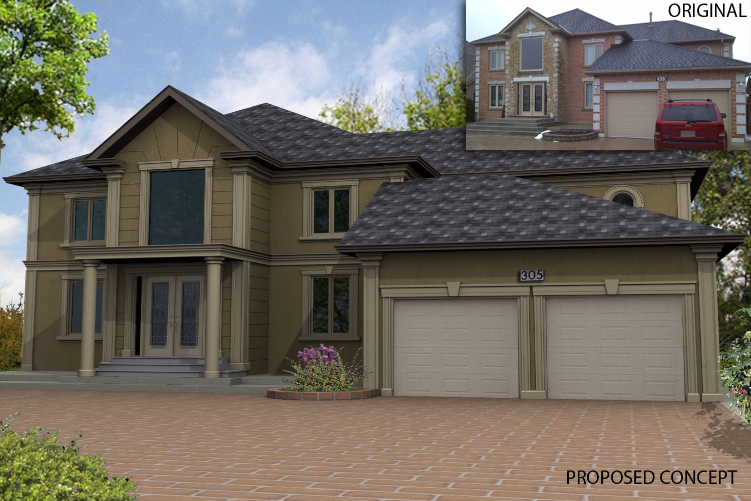 Stucco house plans work skiff plans plans download for Stucco house plans